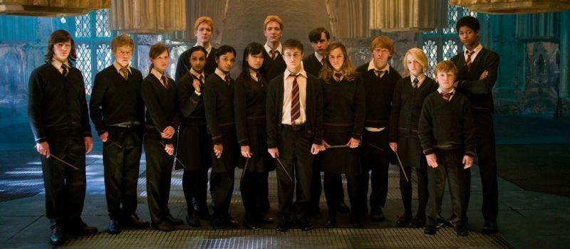 Infinity - Harry Potter