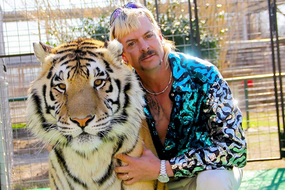 Cinque (+1) docu serie da vedere Tiger King