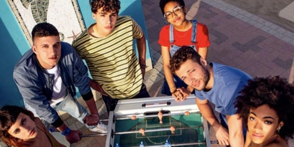 Summertime - Il cast della serie TV italiana di Netflix