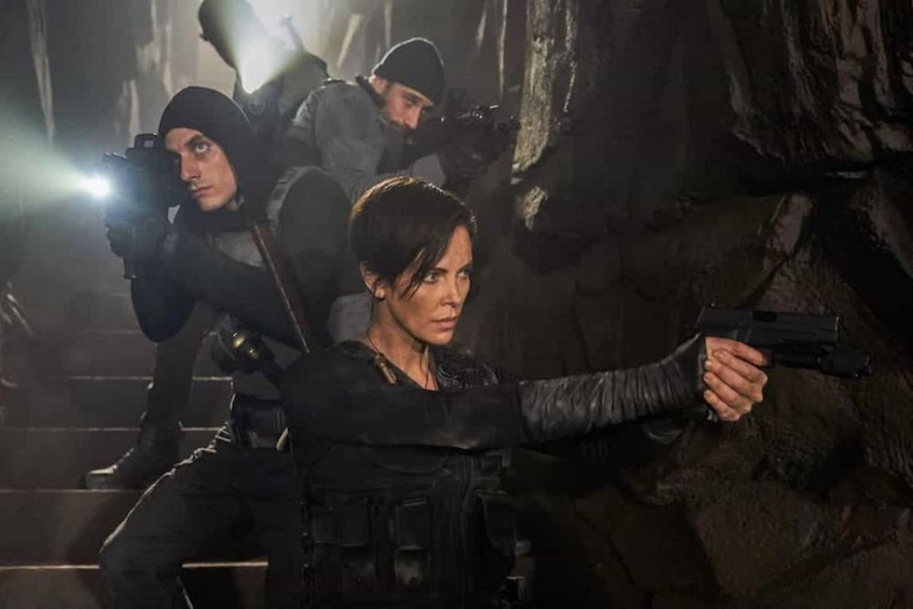 The Old Guard: la recensione - Credits: Netflix