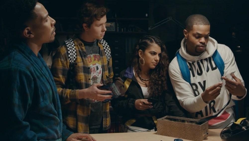 Sneakerheads - Una scena della prima stagione