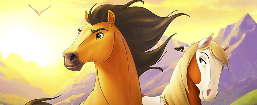 Film di cavalli: Spirit
