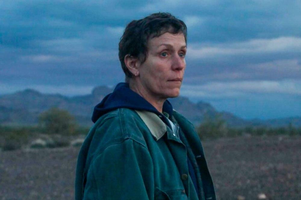 Notte degli Oscar 2021 - Migliore attrice protagonista: Frances McDormand
