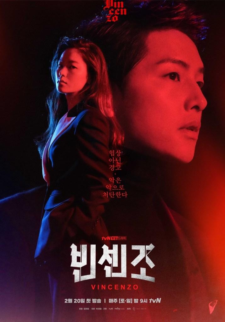 drama coreano vincenzo