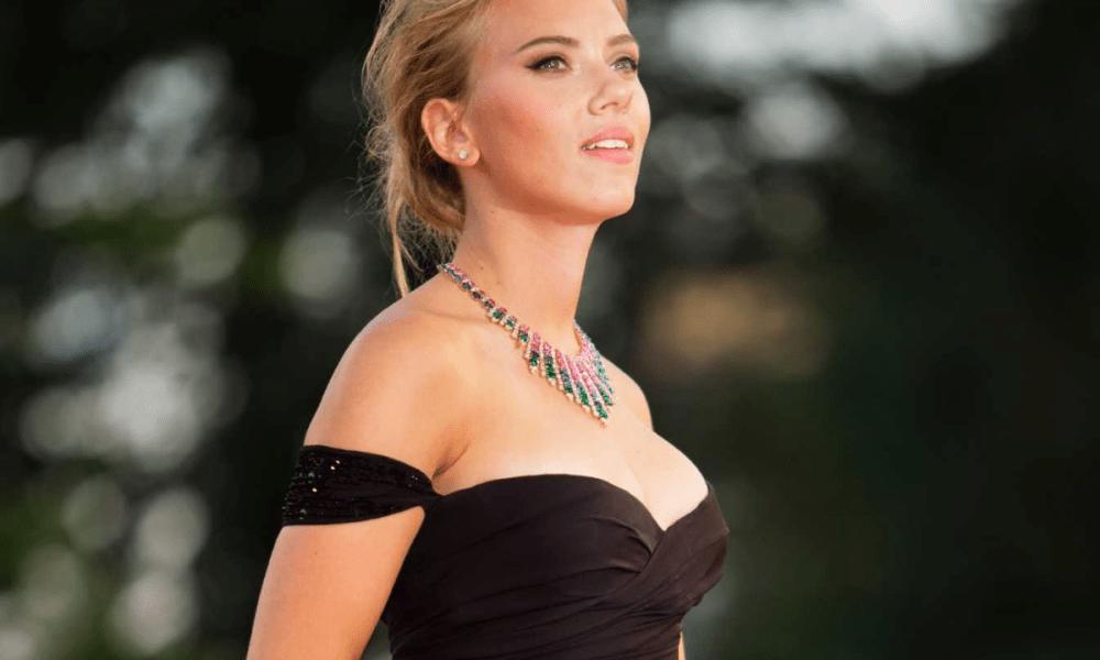 scarlett johansson curiosità attrice