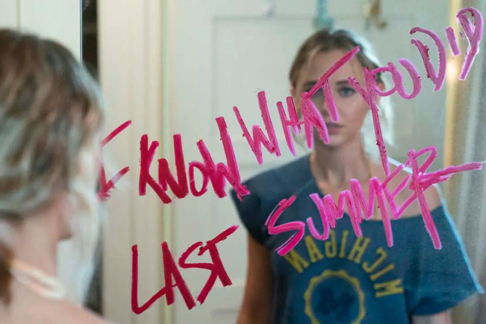I Know What You Did Last Summer serie TV Amazon Prime