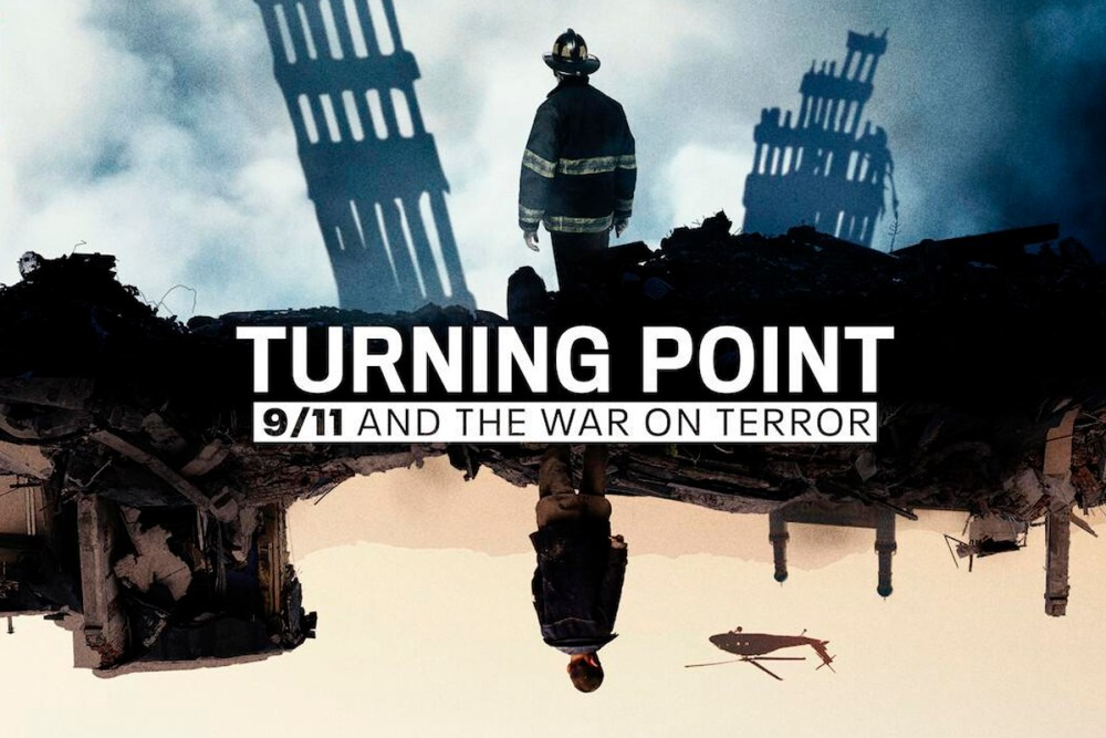The Turning point Netflix Settembre 2021
