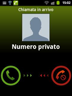 scoprire numero anonimo
