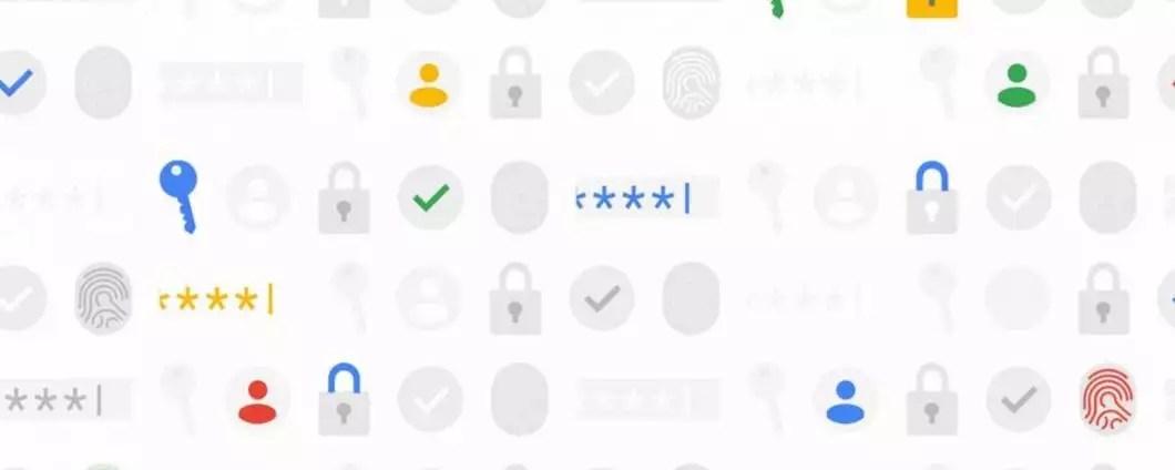 Google: si può accedere su iOS con chiavi USB/NFC