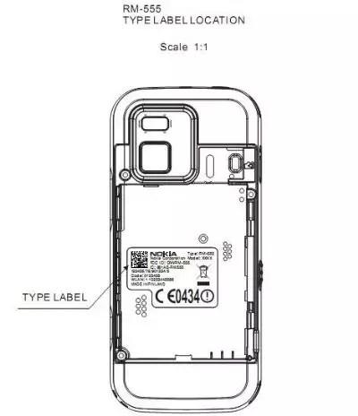 La FCC statunitense conferma il Nokia N97 Mini