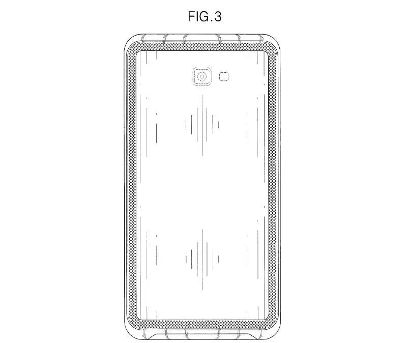 Samsung brevetta il design per un device con display 21:9