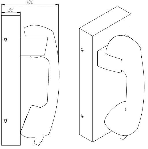 Drawing JR202-CB frente