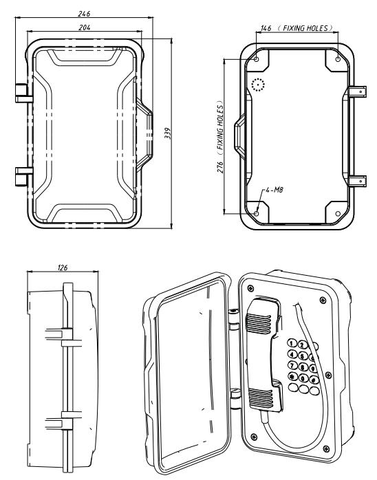 JR101FK Instalacion