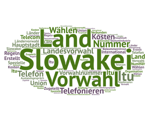 Wordcloud Artikel 00421 Slowakei
