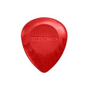 3mm-Guitar-Pick-Red