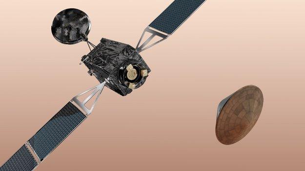 Schiaparelli cade e non atterra su Marte. Un errore del computer di bordo, una manciata di secondi ed è il silenzio