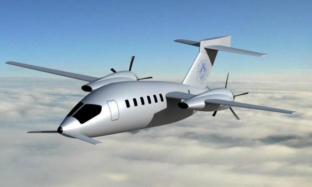 Un aereo che si modifica in volo: il prototipo firmato UniPi