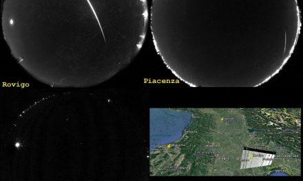 Camera all-sky per monitorare i cieli di Cascina. In rete con altri siti nazionali. Inaugurazione il 24 giugno al Polo tecnologico di Navacchio