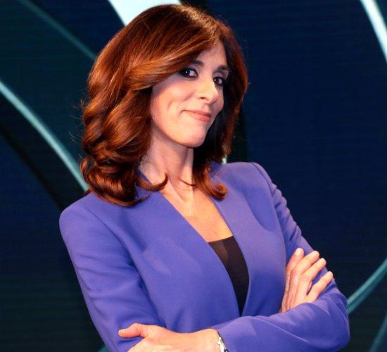 Emma DAquino telegiornalista
