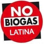 Logo NO BIOGAS Latina