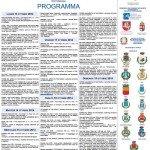 Manifesto Programma Festival della cultura europea 2014