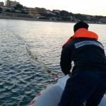 sequestro reti via mare