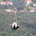 Il volo della befana a Rocca Massima