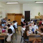 I Ragazzi al Lavoro durante Olimpiadi dei giochi logici a Latina