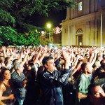 San Rocco 2015, Stadio
