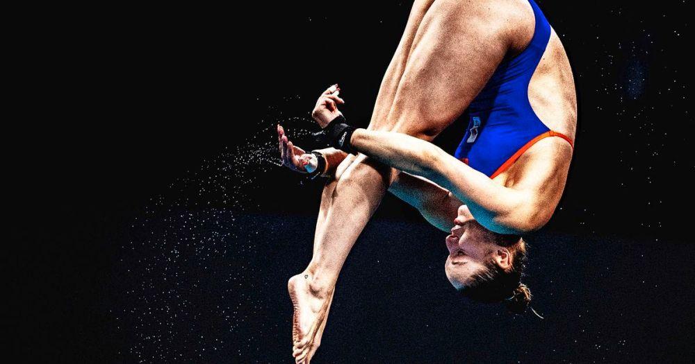 Celine van Duijn naar finale schoonspringen | Sport 5