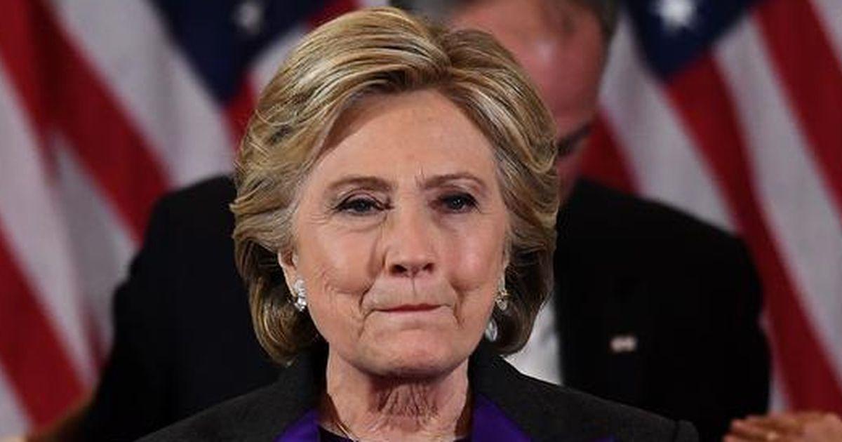 Clinton wenst Trump succes  Buitenland  Telegraafnl
