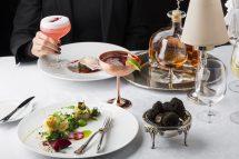 Tchaikovsky Restaurant Tallinn Russian Cuisine Town