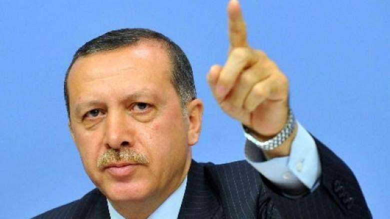 Erdogan: Turkey belong Balkan territories (and Pristina)