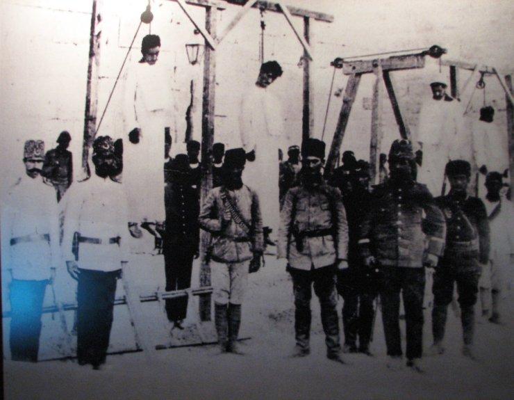 Obješeni armenski liječnici