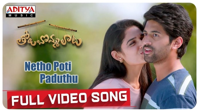 Netho Poti Paduthu Video Song Download