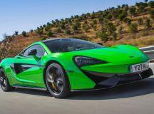 Driven: the £140,000 'budget' McLaren 570S