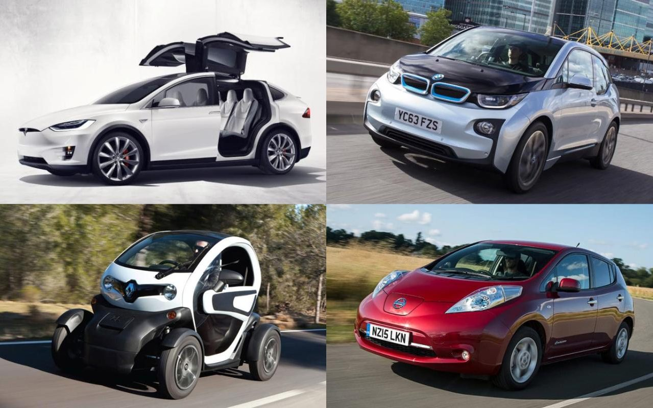 Top 10 electric cars  ranked  Cars
