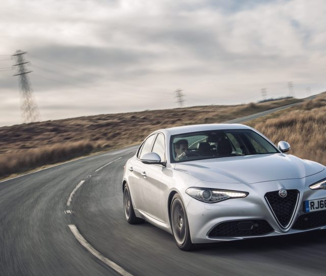 The Alfa Romeo Giulia Is A Contender In The European Car Of The Year  Awards