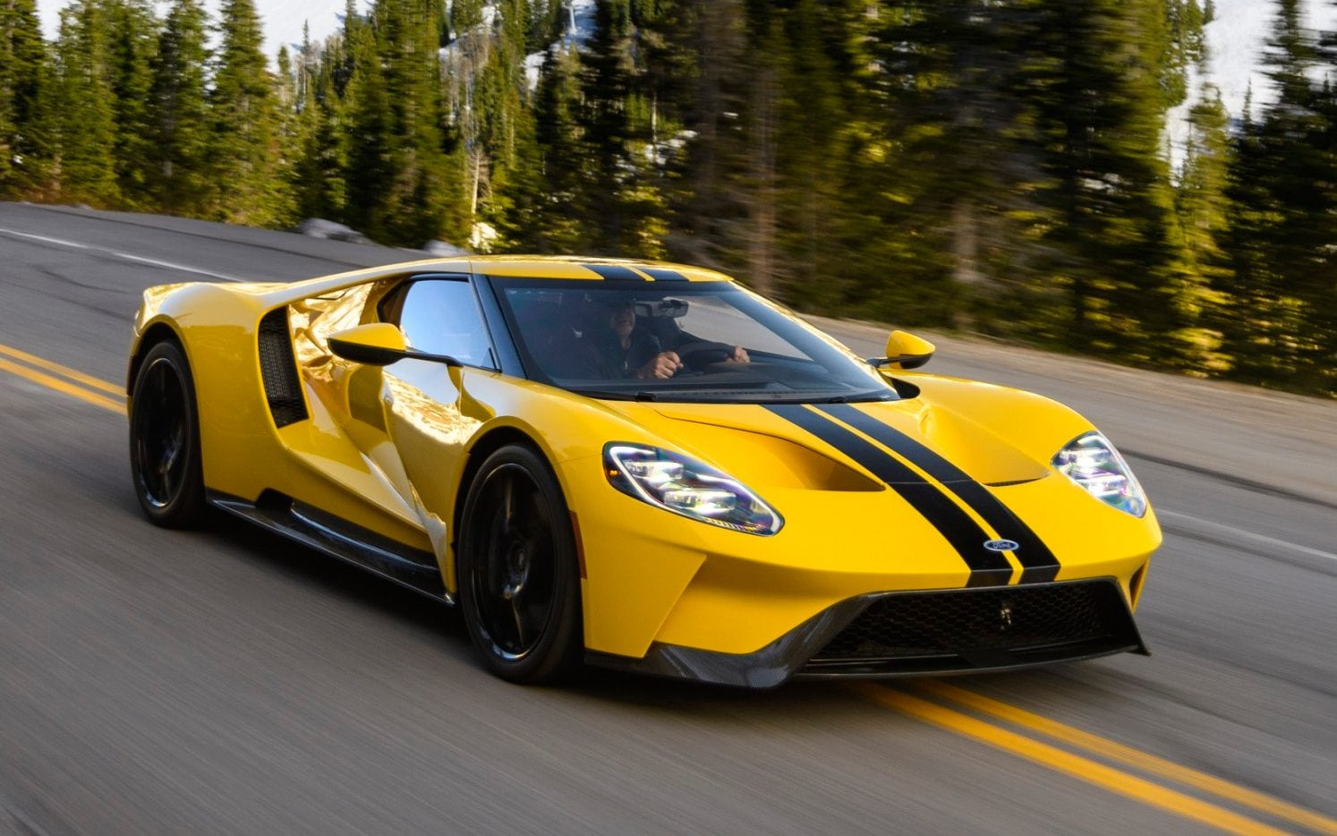 2017 Ford Gt Review Beauty Brutality And Magic Sauce