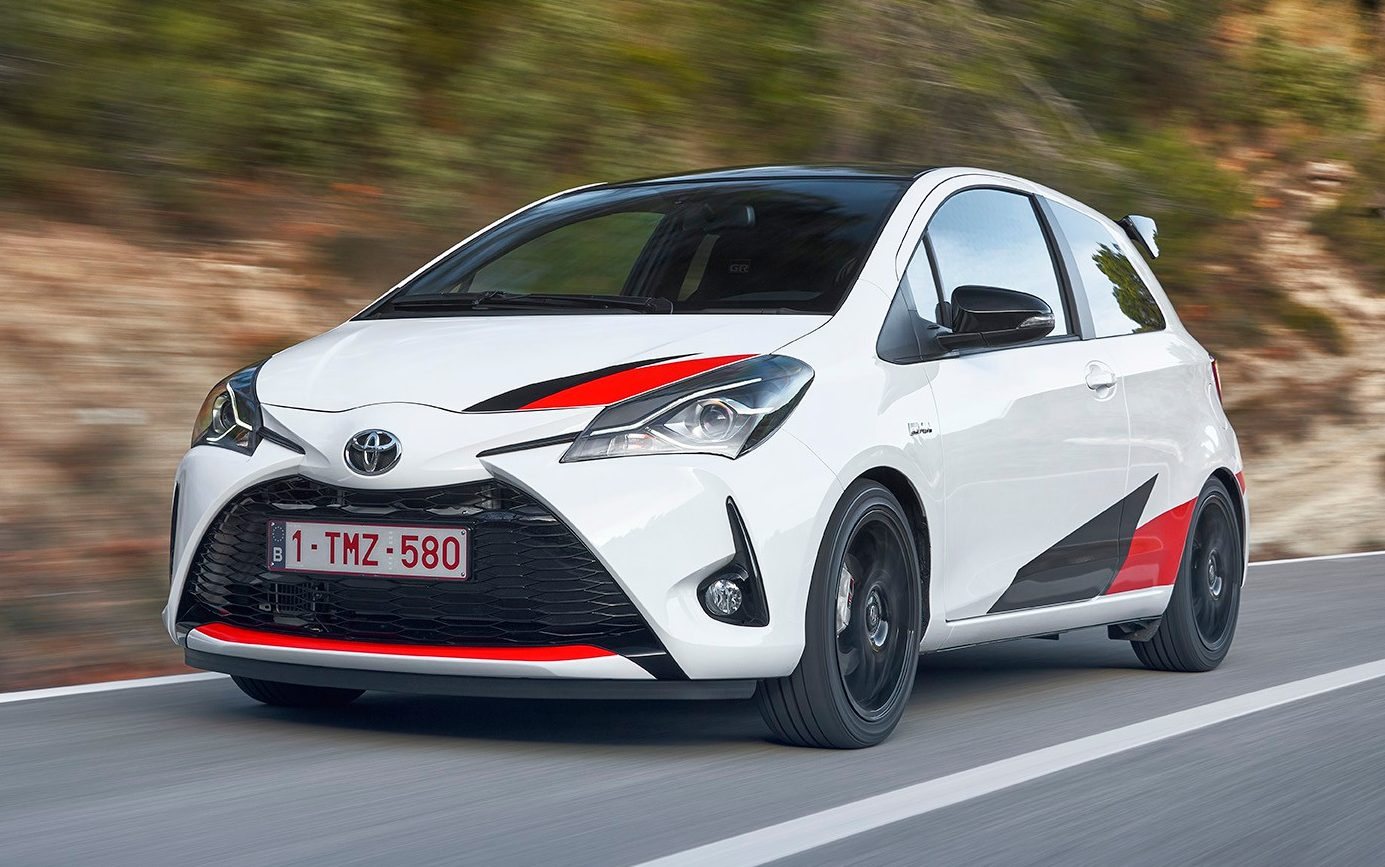 toyota yaris trd turbo review grand new avanza 2016 grmn the best hot hatch you ve never heard of jan 2018