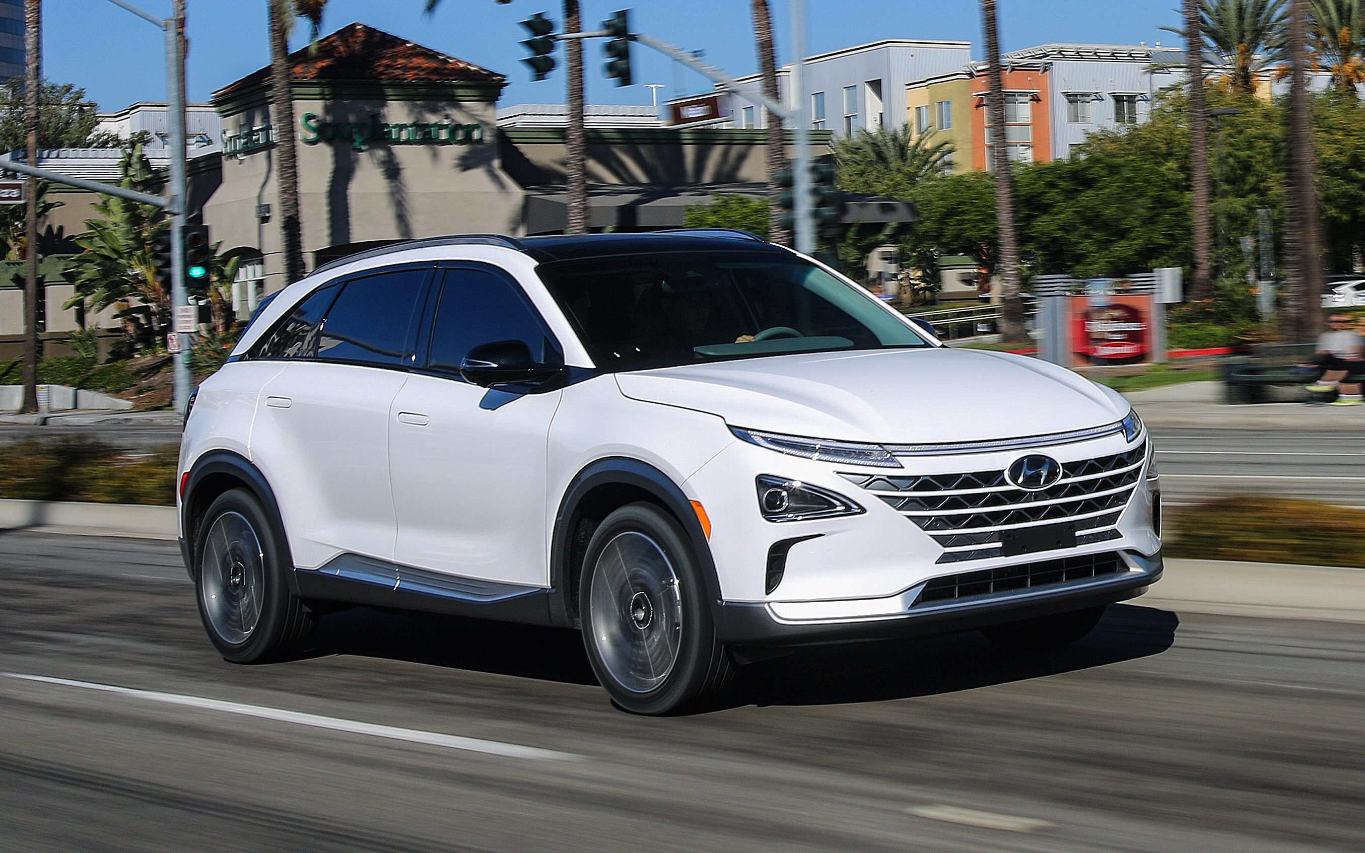 Hyundai Nexo The SUV That Could Make The Market For