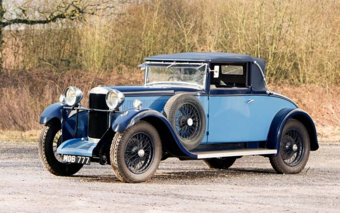 Classic Car Glossary An A Z Of Classic Car Vocabulary