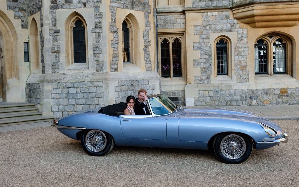 How The Jaguar E Type Concept Zero Was The Perfect Choice For The
