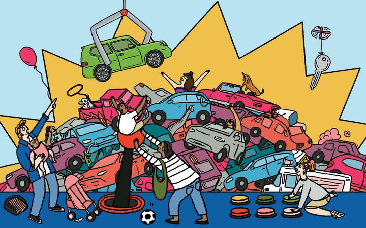 , The ultimate guide to buying a family car – and snagging a bargain, The Evepost BBC News