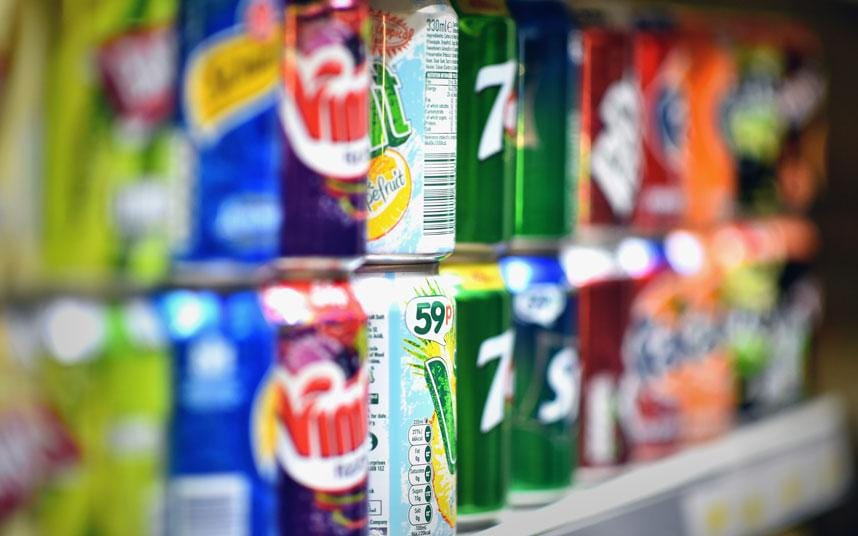 3d Shelf Wallpaper 11 Reasons To Stop Drinking Fizzy Drinks