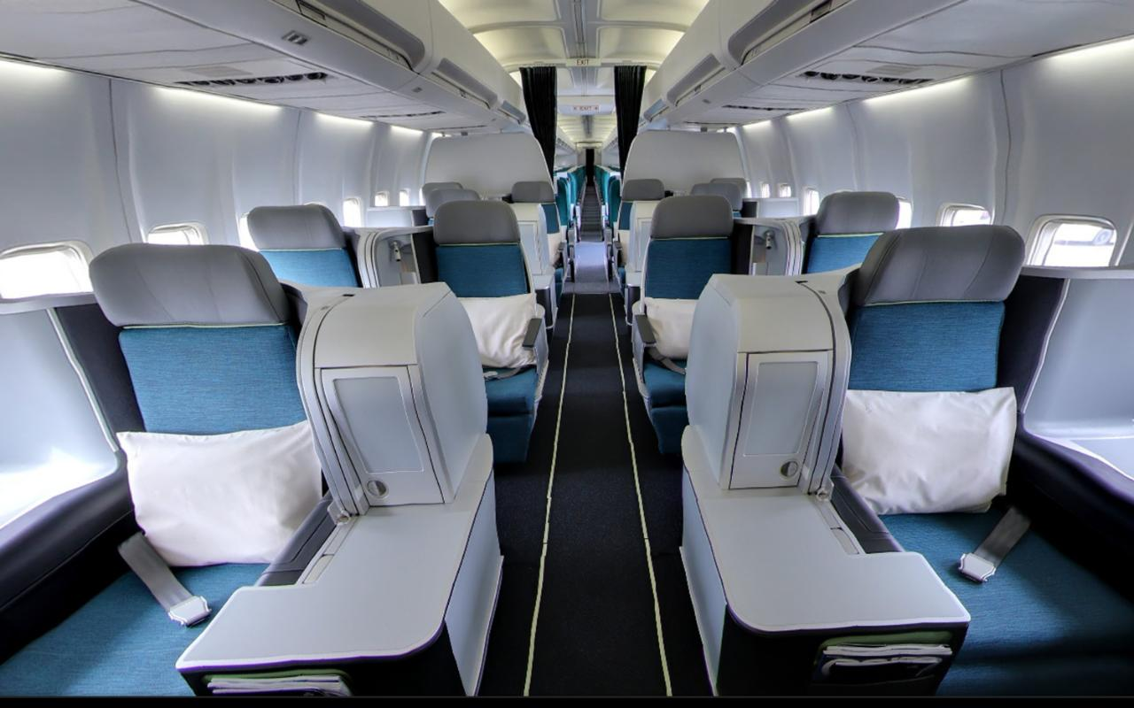 The Easiest Way To Get Into Business Class