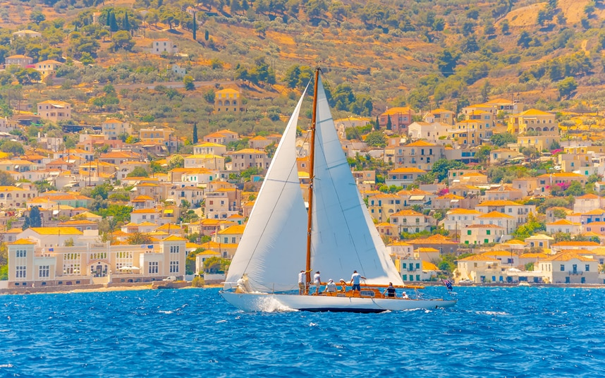 Greece Summer Holidays Guide Activities And Sailing