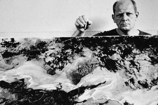 Jackson Pollock Art World