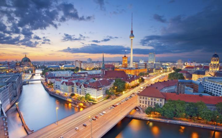 Berlin came an admirable second thanks to its tech scene and rent controls