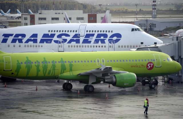 Transaero carried 13.2 million passengers in 2014 but went under the following year